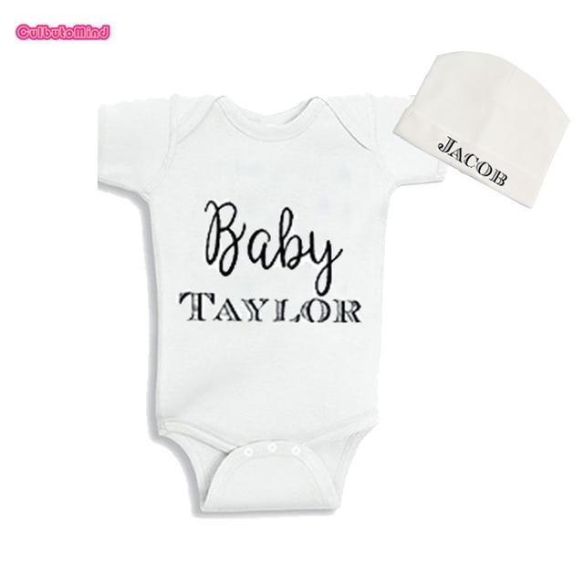 Culbutomind Newborn Baby Clothes Boy Girl 2018 Unisex Summerbody