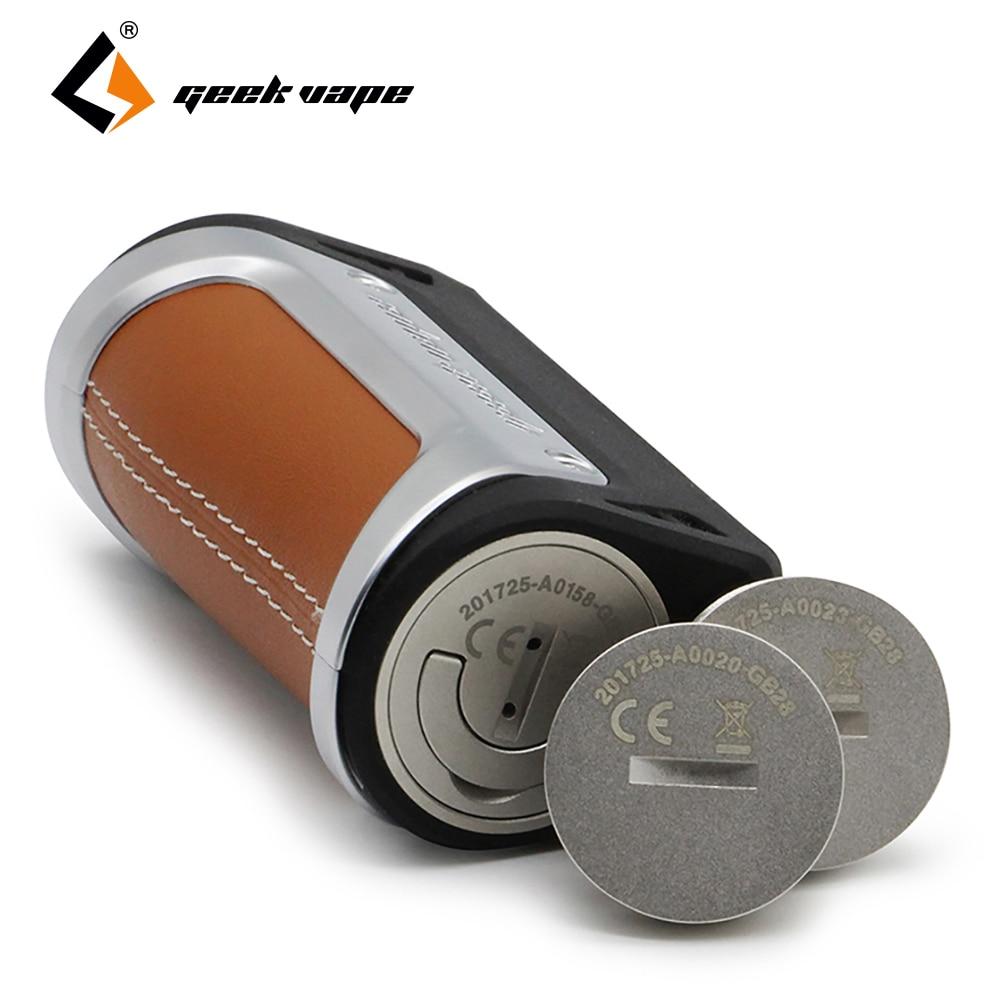 Authentische GeekVape Aegis Batterie Kappe für 20700/21700 Batteriezellen für Aegis MOD Ersatzteil für Elektronische Zigarette Zubehör