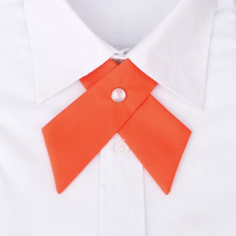 Mantieqingway Ajustable Sólido Pajarita Corbatas Marca Para Las - Accesorios para la ropa