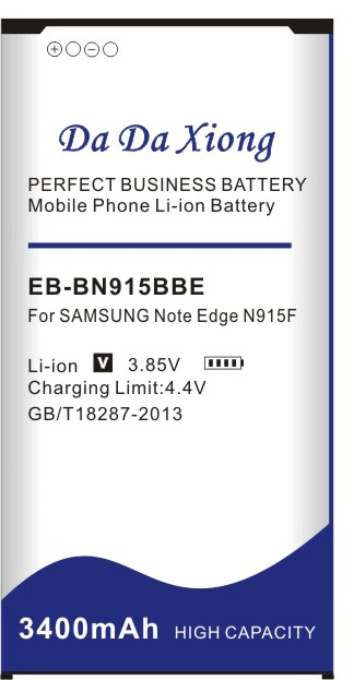 New High quality 3400mAh EB-BN915BBE Battery use for Samsung Galaxy Note Edge N915F N915A N915T N915K/L/S EB-BN915BBE NFC Phone