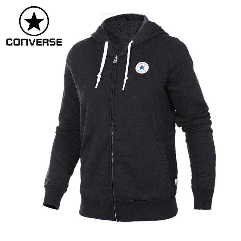 Original New Arrival 2017 Converse Women's Jacket Hooded Sportswear original new arrival 2017 converse men s jacket sportswear