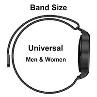 Milanese Loop Strap 16mm 18mm 20mm 22mm 23mm Universal Stainless Steel Watch Band Quick Release Bracelet