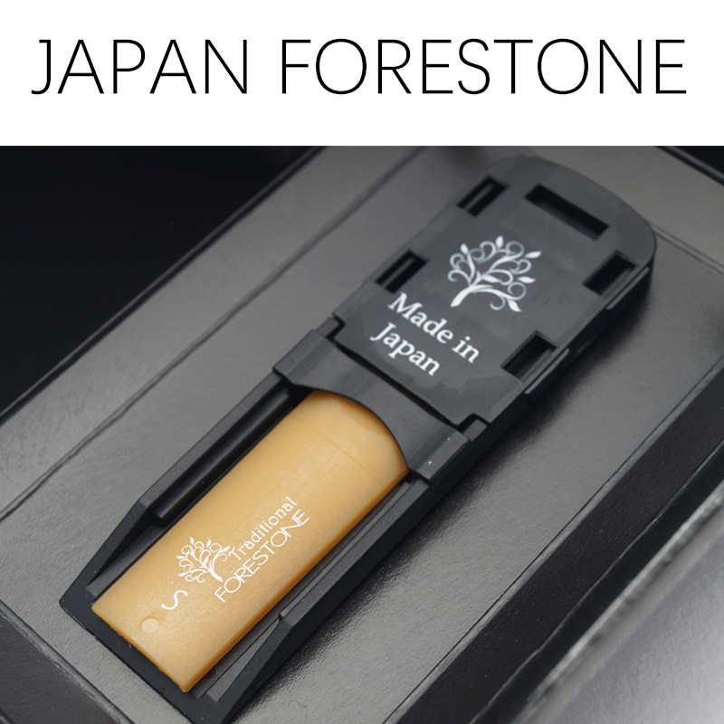 Japan Forestone resin reed\soprano\alto