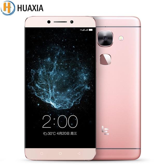 "Le2 Pro Letv LeEco Le 2 Pro x621 Pro MTK Helio X20 Deca Core 4GB RAM 32GB ROM FDD 4G LTE Mobile Phone 5.5"" 21MP Fingerprint"