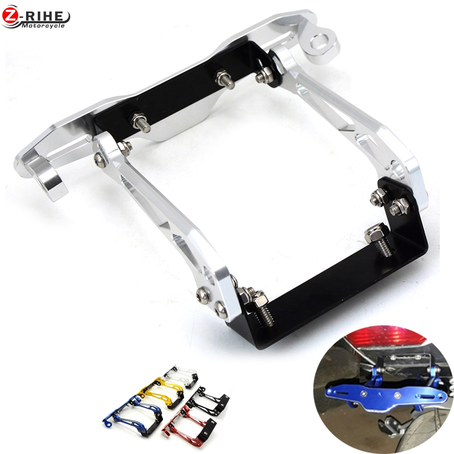 Fender Eliminator motorcycle License Plate Bracket Ho Tidy Tail Universal For Ducati 1098/S/Tricolor MULTISTRADA 1200/S Protecto aftermarket free shipping motorcycle parts eliminator tidy tail for 2006 2007 2008 fz6 fazer 2007 2008b lack