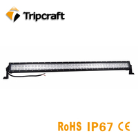 Tripcraft 41inch 240W IP67 waterproof led light bar combo beam offroad led driving light for 12v 24v Boat Car Tractor Truck 4x4