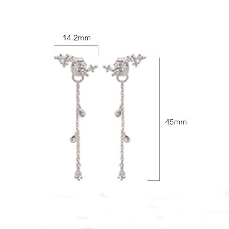 Earring-size