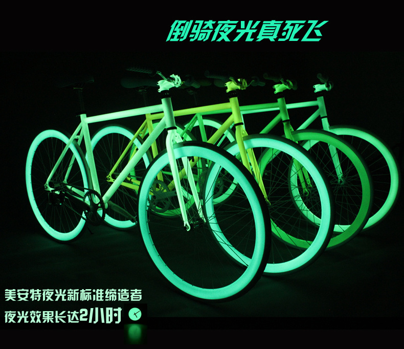 Neue X-Front Marke Luminous High-Carbon Stahl Fixed Gear Retro Bike - Radfahren - Foto 4