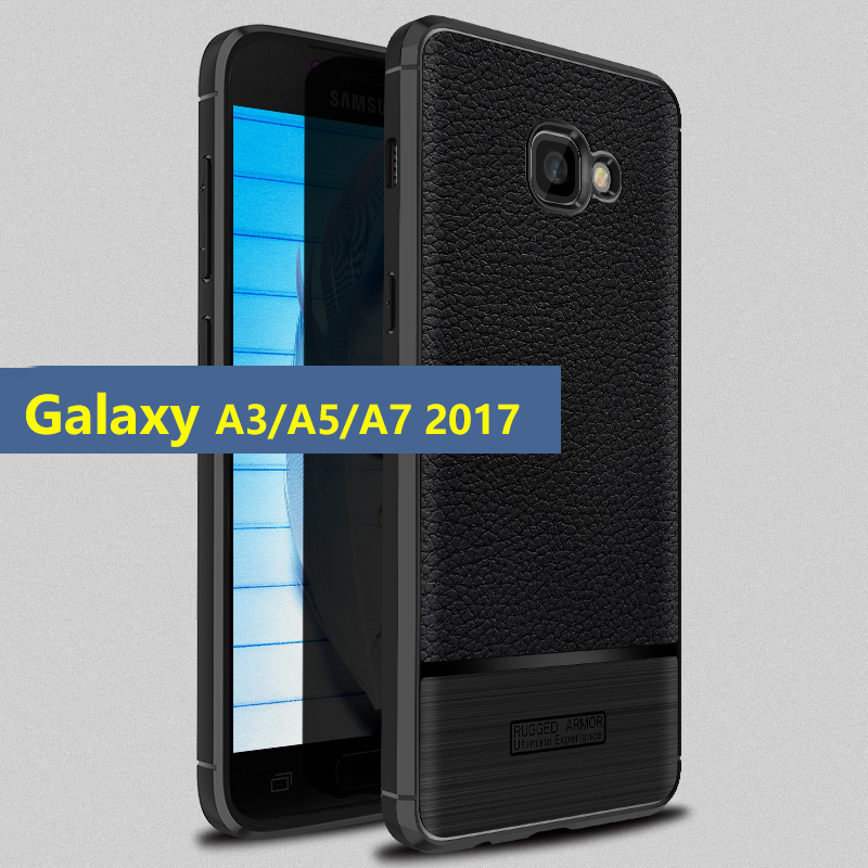 For Samsung Galaxy A3 A5 A6 A7 2018 Full Body Protection Cover Shockproof Cases Price Remains Stable Cell Phones & Accessories Cases, Covers & Skins