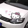 Cute Cartoon Hello Kitty Engine Cover Car Body Sticker