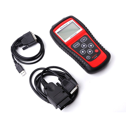 Цена за Хорошее качество MaxiScan MS509 OBD2/EOBD Авто CODE Reader MS 509 OBD 2 сканер obd obd2 obd 2 Автомобиля-детектор Диагностический Инструмент