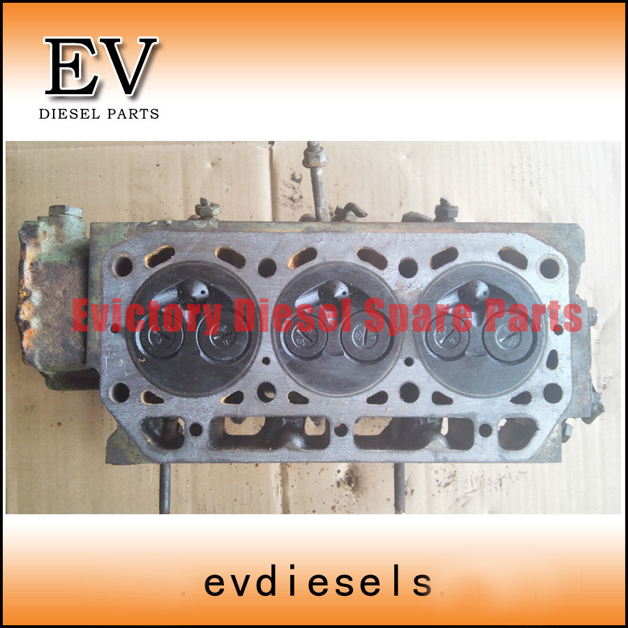 For Tractor Yanmar 3D80 3T80 Cylinder Head Assy