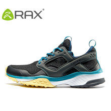 Rax Men's Running Shoes Breathable Outdoor Sports Sneakers L