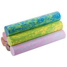 45cm length Camouflage EVA Yoga column foam roller/yoga shaft roller for women Fitness and Body building