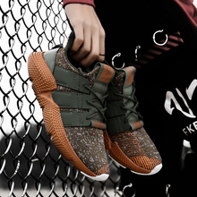 Hot Koop Fashion Casual Schoenen Voor Mannen Lente Herfst Mannelijke Sneakers Licht Camouflage Lace Up Platte Schoenen Comfortabele Schoenen