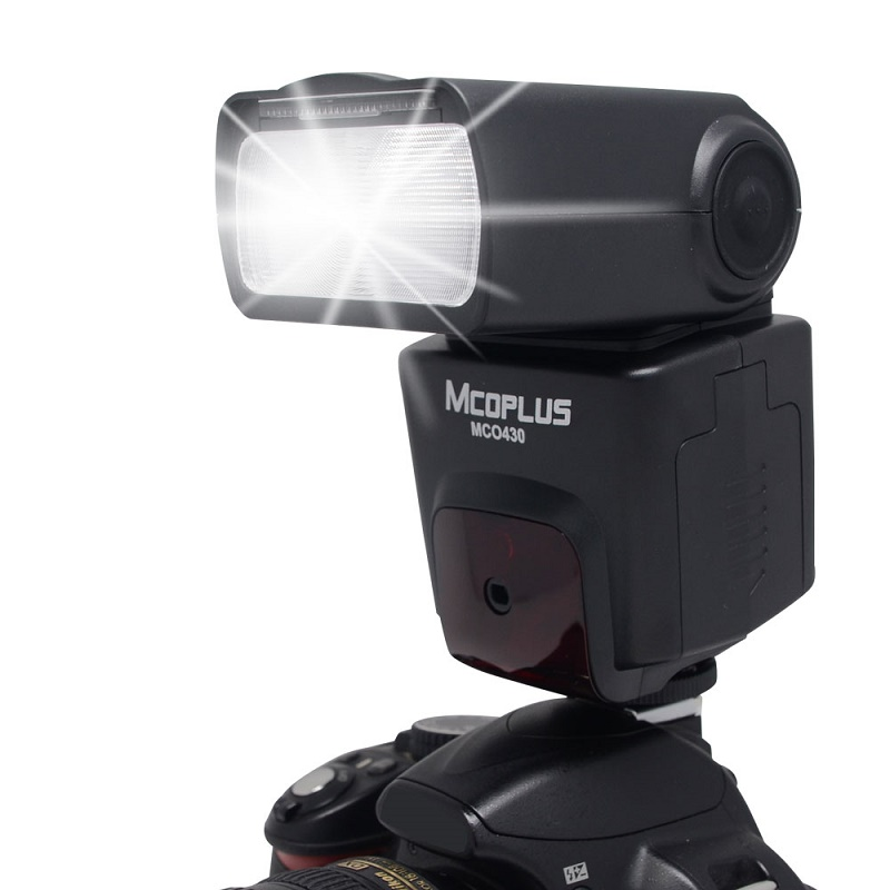 Mcoplus MCO 430N i TTL Flash Speedlite for Nikon D7100 D7000