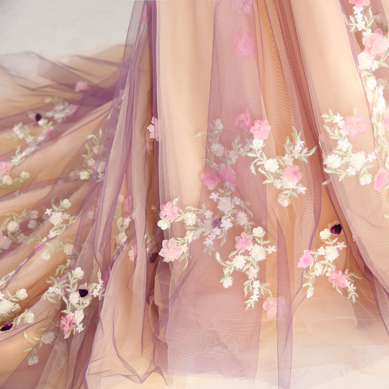 12ddbdbb2f9 robe de soiree Seductive Petal Applique Beaded Prom Dresses Ball Gown  masquerade ball dresses debutante gowns-in Prom Dresses from Weddings    Events on ...