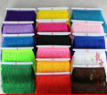 YY-tesco 10 yards 15cm Wide Fringe Trim Lace Tassel Polyester For DIY Latin Dress Stage Clothes Accessories Lace Ribbon