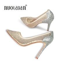 sepatu sepatu kristal wanita