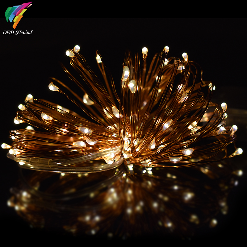 light wiring diagram promotion shop for promotional light wiring led starry light 10m 100 leds copper wire string fairy 33ft christmas wedding party aa battery operated decoration lights