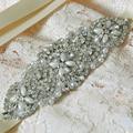 TOPQUEEN S76 Free Shipping Vintage Wedding Belts Sparking Crystal Rhinestone Bridal Belt Wedding Sashes Gorgeous Wedding Belts