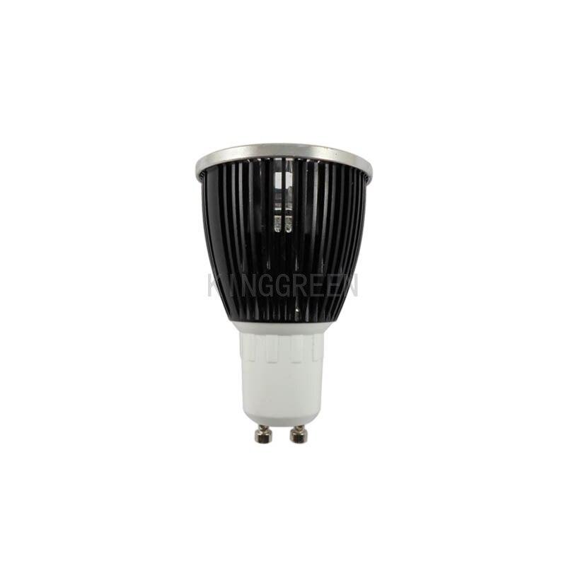 100X жоғары сапалы 110V / 220V GU10 / E27 / E14 7W COB - LED Жарықтандыру - фото 2
