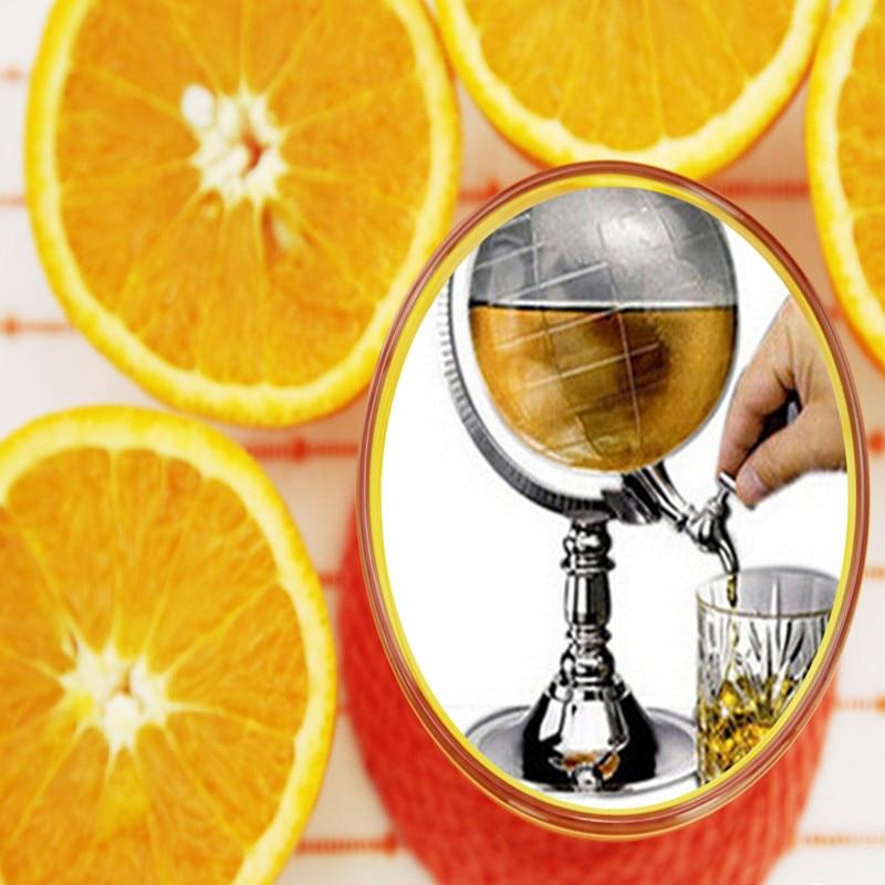 Offre spéciale KTV bar décoration créative mini globe distributeur d'eau/boisson machine vinho verseur distributeur de bière