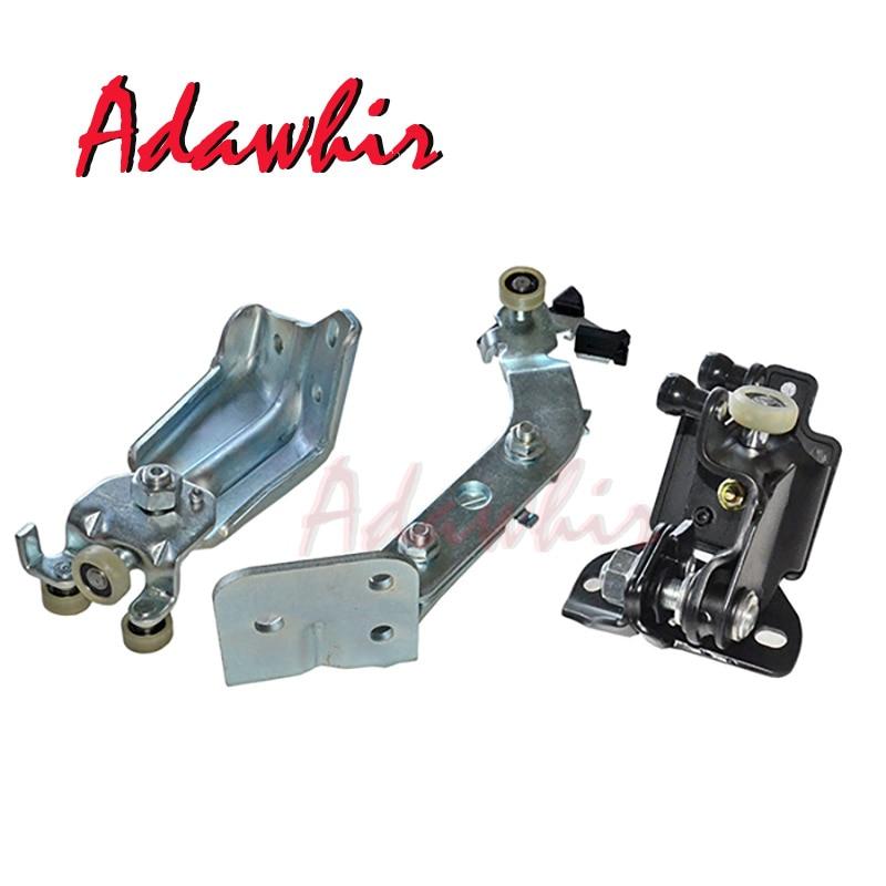 Novo Para Citroen Jumper/Fiat Ducato/Peugeot Boxer Bus Caixa de 250 Rolos De Porta de Correr Conjunto Bola 1344234080 1344266080 1344239080