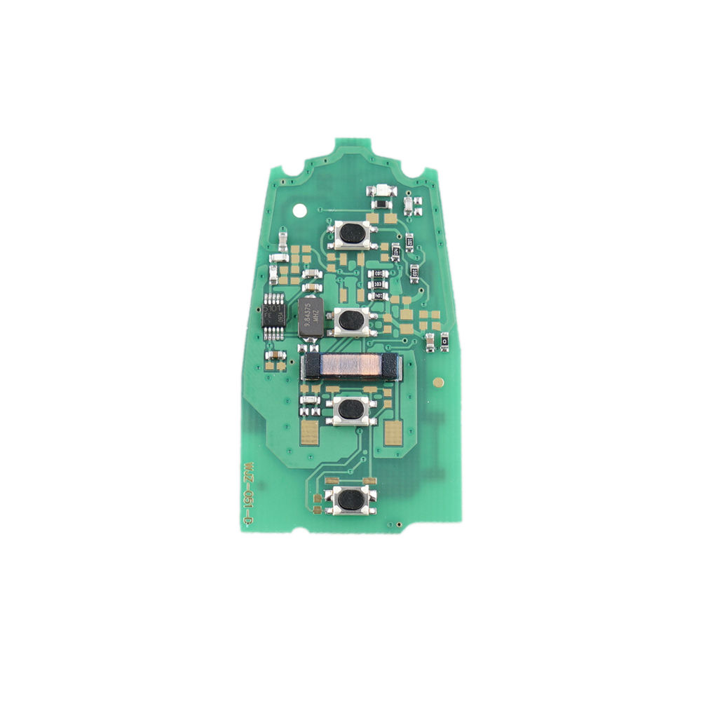 Image 5 - Yetaha 4 Buttons Remote Smart Key For Hyundai Azera Elantra Equus For Kia Borrego Soul Forte SY5HMFNA04 315MHz With Chip/Battery-in Car Key from Automobiles & Motorcycles
