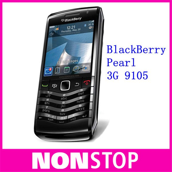 9105 unlocked original blackberry pearl 9105 mobile cell phone 3g rh aliexpress com BlackBerry 3G Phones BlackBerry 3G Phones