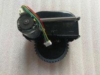 Original Left Wheel Robot Vacuum Cleaner Parts Accessories For Ilife V3s Pro V5s Pro Robot Vacuum