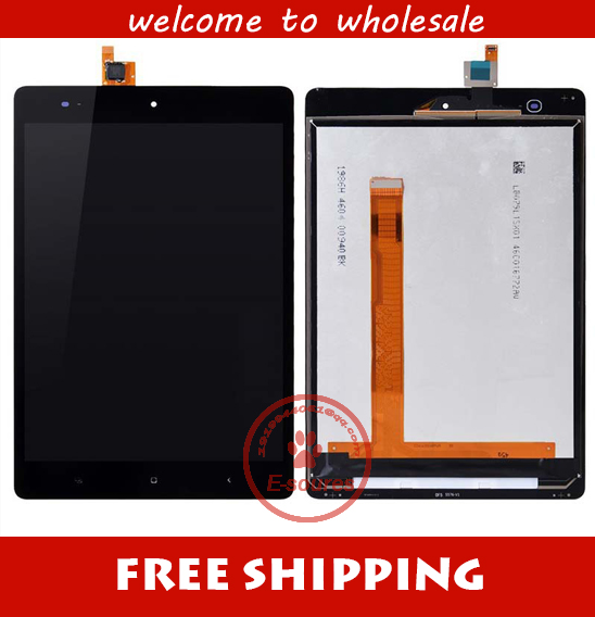 For Xiaomi Mi Pad Mipad 7.9 inch LCD Display Panel Touch Screen Digitizer Assembly Replacement Parts alzrc devil 380 fast carbon fiber body side plate 1 2mm d380f21 12