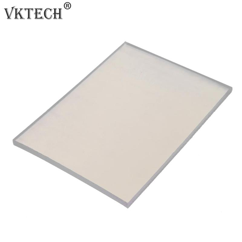 Handmade Leather Craft Tools DIY Cutting Board Rubber Special Stamping Pad Transparent Hole Punching Protection Pad Plate
