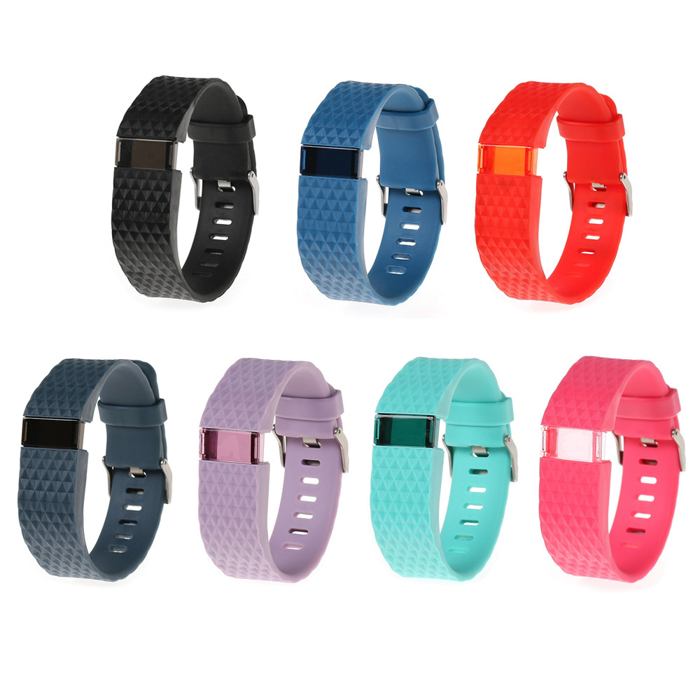 Replacement Wrist Band Strap watch band strap watch belt for <font><b>Fitbit</b></font> <font><b>Charge</b></font> <font><b>HR</b></font> Wireless Activity Tracker