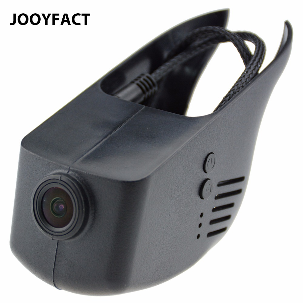JOOYFACT A1 Car DVR Registrator Dash Cam 1080P Novatek 96658 IMX 323 WiFi for LEXUS INFINITI ACURA TOYOTA NISSAN HYUNDAI KIA junsun wifi car dvr camera video recorder registrator novatek 96655 imx 322 full hd 1080p dash cam for volkswagen golf 7 2015