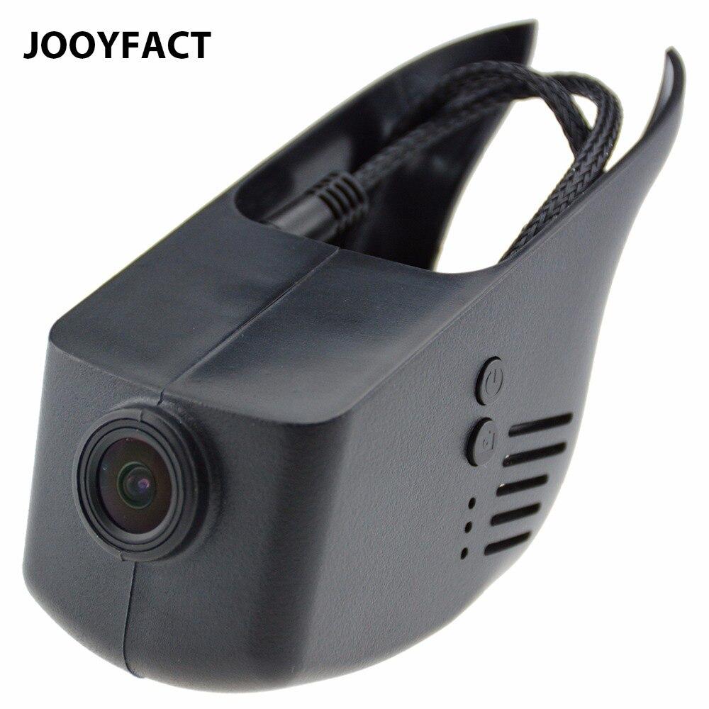 Jooyfact A1 car DVR registrator Dash CAM 1080 p Novatek 96658 IMX 323 wifi para Lexus Infiniti Acura Toyota nissan hyundai KIA