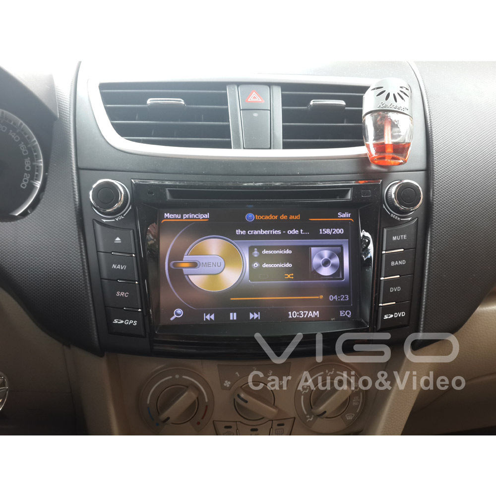 car stereo gps navigation for suzuki swift 2011 2012 radio. Black Bedroom Furniture Sets. Home Design Ideas