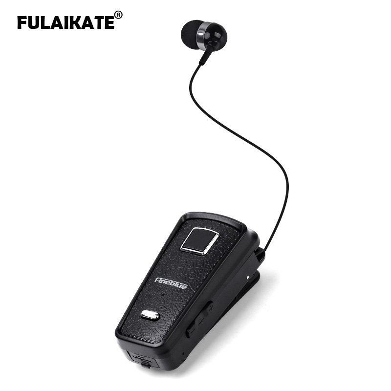 Fulaikate Wireless Clip On Earphone For Iphone Xs Max Multipoint Connection Bluetooth Headset For Ipad Tablet Pc Music Stereo Bluetooth Earphones Headphones Aliexpress