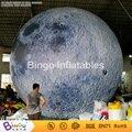 20ft. гигантские надувные луна со светодиодной подсветкой 20Ft./6 М высокий световой игрушка BG-A0501-3