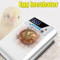 Digital Egg Incubator Automatic Egg Hatcher Automatic Turning Eggs Chicken Birds Quail Brooder Egg Incubator