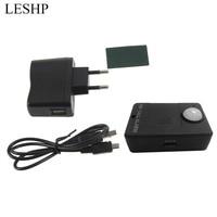 LESHP Alert Sensor Infrared Mini GSM Wireless Mini PIR Alarm Monitor Motion Detection Anti Theft Motion