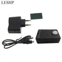 LESHP Alert Sensor Infrared Mini GSM Wireless Mini PIR Alarm Monitor Motion Detection Anti Theft Motion