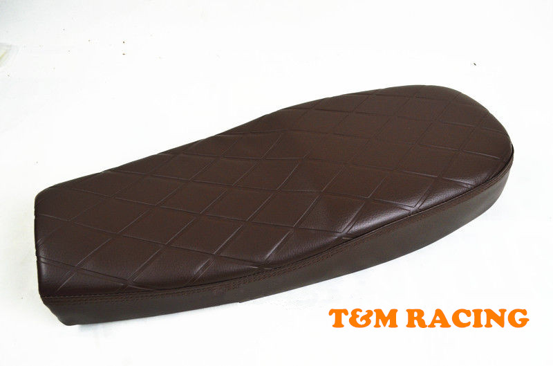 Hump Vintage Saddle Universal Cafe Racer Seat for Suzuk GS Yamah XJ Honda CB