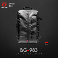 Fantech BG983 Computer Laptop Bag Large capacity Backpack Suitable For 15.6 Size Macbook Air Case Waterproof Design Notebook Bag