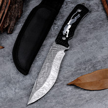 Free Shipping Camping Knife Outdoor Utility Knife Cs Go Hunting Combat Knives Facas Taticas Cold Steel Survival Tactical Knife