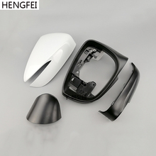 Hengfei accesorios para coche, espejo, carcasa inferior, marco de espejo para Mazda, CX 3, CX 4, 2009 2016
