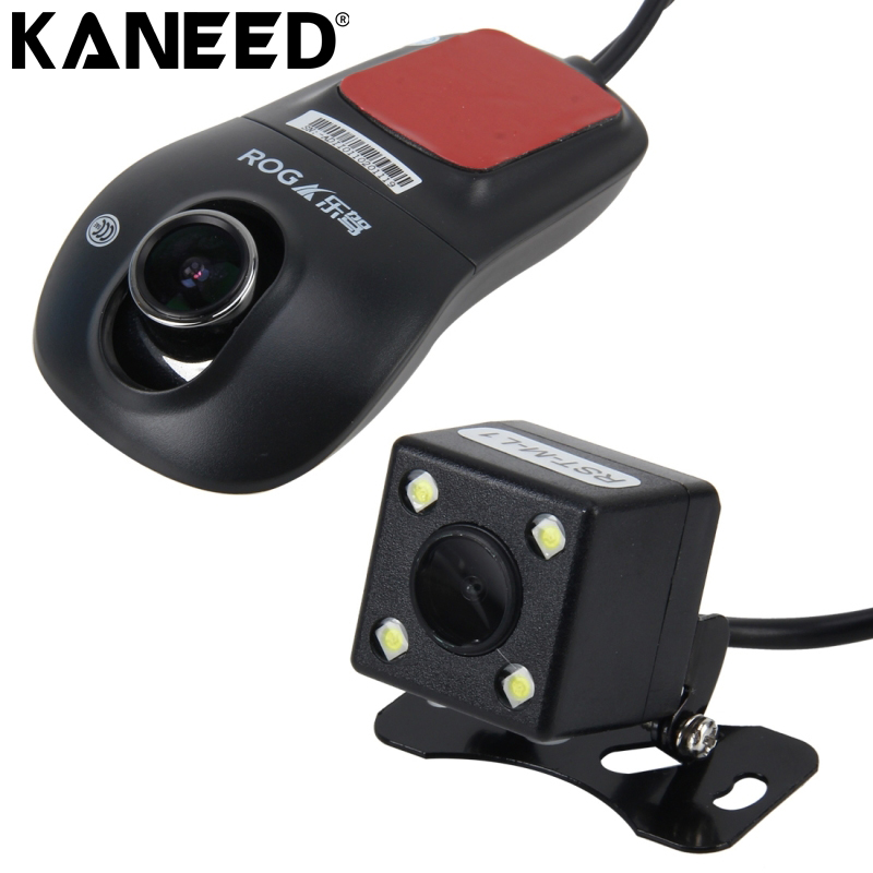 KANEED Parking Assistance Camera 170 Degree Wide-angle Full HD 1080P HD Night Vision Camera Smart Auxiliary Drive Control System hd 5mp 170 wide angle wired mini night