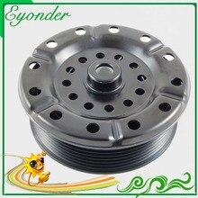 AC A/C Compressor de Ar Condicionado Embreagem Eletromagnética Magnético PV7 para TOYOTA RAV 4 III 2.0 2.2 5SE12C 8831042250 8831002400