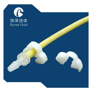 Image 3 - 도매 플라스틱 호스 클립 고품질