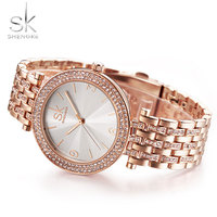 Fashion Wristwatches For Ladies 2017 Women Watch Top Brand Luxury Bracelet Watches Female Clock Montre Femme